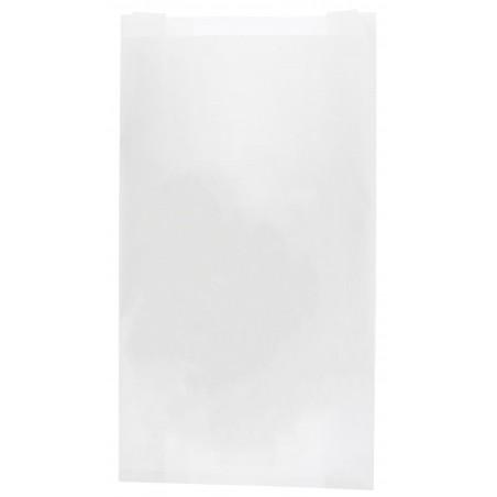 Bolsa de Papel Blanca 18+7x32cm (250 Unidades)