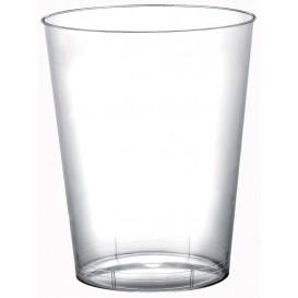 Vaso de Plastico Moon Transparente PS 320ml (20 Uds)