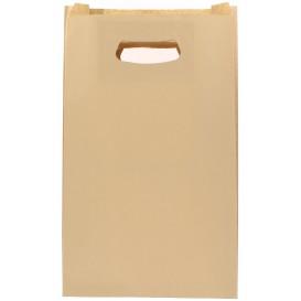 Bolsa Papel Hawanna Asas Troqueladas 24+7x37cm (50 Uds)