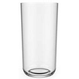 Vaso Reutilizable Tritan Transparente 325ml (1 Ud)