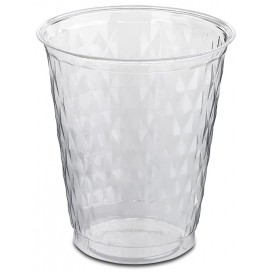 "Vaso Plastico ""Ruby"" PS Cristal 250ml (50 Uds)"