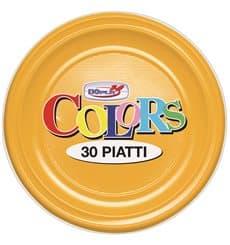 Plato de Plastico PS Llano Mango 170 mm (1100 Uds)