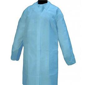 Bata Cadete TST PP 35gr Con Velcro Sin Bolsillo Azul (1 Ud)