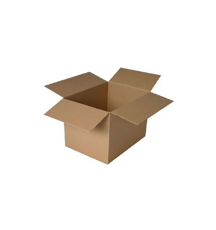Caja para Embalaje Canal Simple 380x190x680 mm (20 Uds)