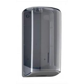 Dispensador Higiénico Hoja Hoja en Z ABS Fumé (1 Ud)