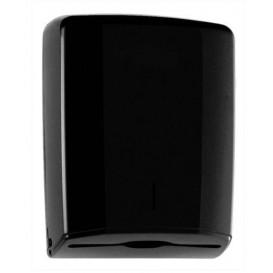 Portatoallas ABS Elegance Negro (1 Ud)