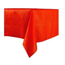 Mantel no Tejido Novotex Cortado 100x100cm Rojo (150 Uds)