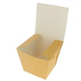Caja de Comida para Llevar Wok Kraft 780ml (25 Uds)