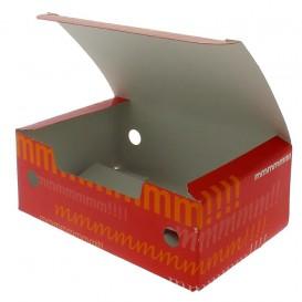 Caja Comida para Llevar Pequeña 115x72x43mm (750 Uds)