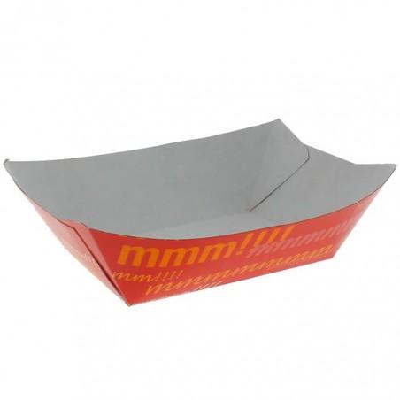 Barqueta 350ml Cartoncillo 10,6x7,3x4,5cm (1000 Uds)
