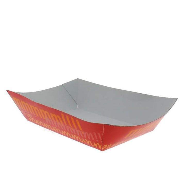 Barqueta 300ml Cartoncillo 11,0x7,0x3,5cm (1000 Uds)