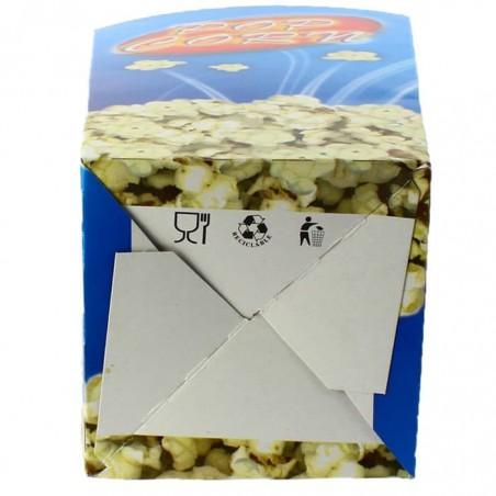 Caja Palomitas Mediana 90 gr 7,8x10,5x18cm (25 Uds)