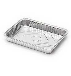 Bandeja de Aluminio 226x175mm 835ml (1000 Uds)