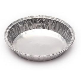 Envase de Aluminio Redondo Pasteleria 70ml (166 Uds)