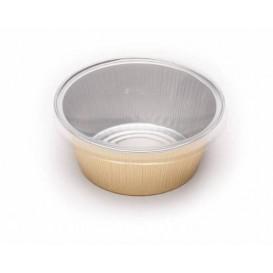 Tapa Plastico Para Envase 135ml PVC (166 Uds)