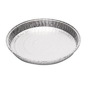 Envase de Aluminio Redondo 275mm 1150ml (125 Uds)
