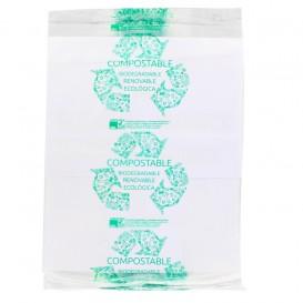 Bolsa Plastico 100 % Biodegradable Block 30x40cm G50 (300 Uds)