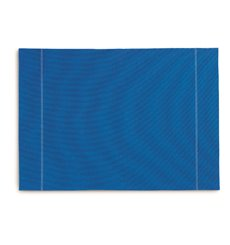 "Mantel Individual ""Day Drap"" Azul Royal 32x45cm (12 Uds)"
