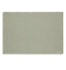 """Mantel Individual """"Day Drap""""  Líneas Verdes 32x45cm (12 Uds)"""