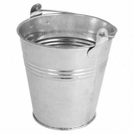 Cubitera para Presentación de Metal Ø10x10cm (1 Ud)