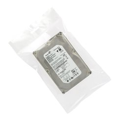 Bolsas POBB Solapa Adhesiva y Eurotaladro 8,5x14cm G160 (100 Uds)