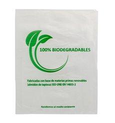 Bolsa Mercado 100% Biodegradable 30x40cm (2000 Uds)