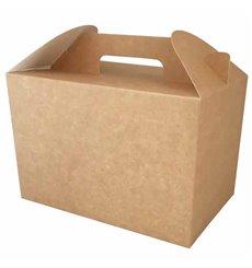 Caja de Menu Kraft 225x145x150mm (25 Uds)
