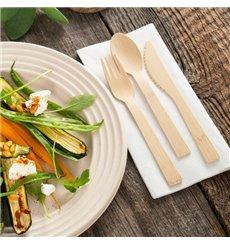 Cuchillo de Bambu 17cm (50 Uds)