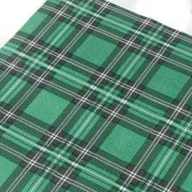"Mantel de Papel Cortado 1x1m ""Edinburgh"" 37g (400 Uds)"