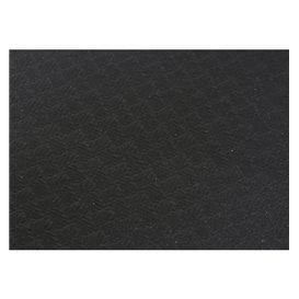 Mantel de Papel Cortado 1,2x1,2 metro Negro 40g (300 Uds)