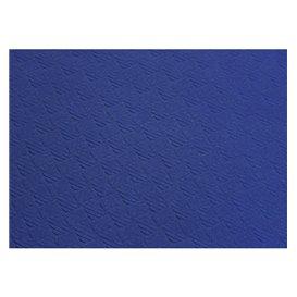 Mantel de Papel Cortado 1,2x1,2 Metro Azul 40g (300 Uds)