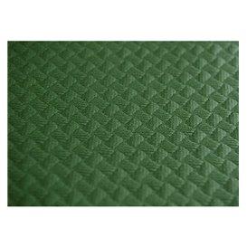 Mantel de Papel Cortado 1,2x1,2 Metro Verde 40g (300 Uds)