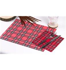 "Mantel Individual Papel 30x40cm ""Glasgow"" 40g (1.000 Uds)"