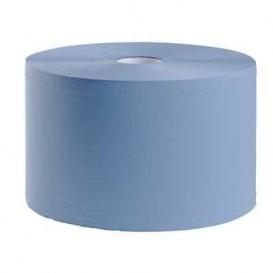 Bobina Industrial Azul Laminada Rec. 3 Kg 0,23x332m (2 Uds)