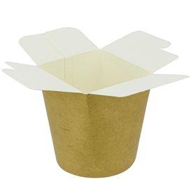 Envase Comida para Llevar 100% Bio Kraft 26Oz/780ml (50 Uds)