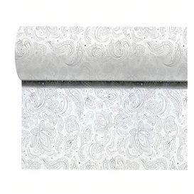 """Mantel Rollo TNT 1,2x50m """"Mandala"""" Gris 50g/m² P40cm (1 Ud)"""