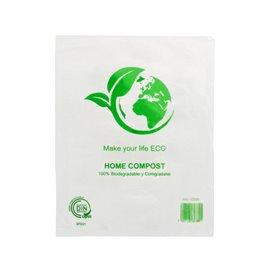 Bolsa Mercado 100% Biodegradable 23x30cm (2000 Uds)