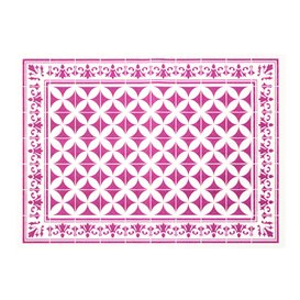 "Mantel Individual Papel 30x40cm ""Alhambra"" Berenjena 50g/m² (1000 Uds)"