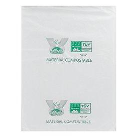 Bolsa Plástico 100% Biodegradable 23x30cm (100 Uds)