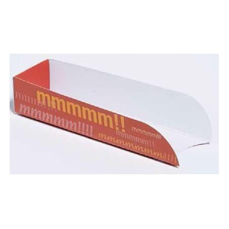 Cuña Cartón Hot Dog 17x5x3,5 (25 Unidades)