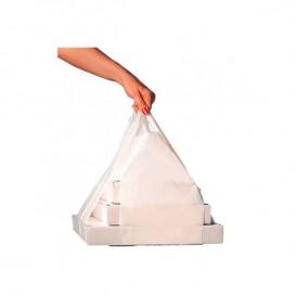 Bolsa Plastico Camiseta Cajas Pizza 50/26*60cm (100 Uds)