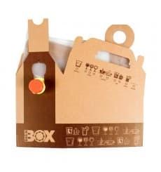 Termo Desechable de Cartón 5.000 ml (25 Uds)