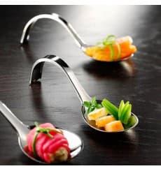 Cuchara Degustacion Premium Plata 13 cm (20 Uds)