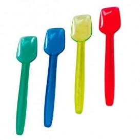 Cucharilla de Plastico para Helados 92 mm (1.000 Uds)