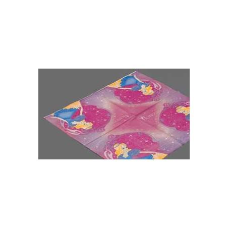 Servilleta de Papel 33x33 Diseño Princesas (Cajas 500 Uds)