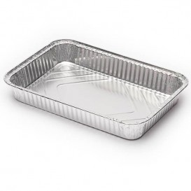 Bandeja de Aluminio 315x212mm 2200ml (100 Uds)