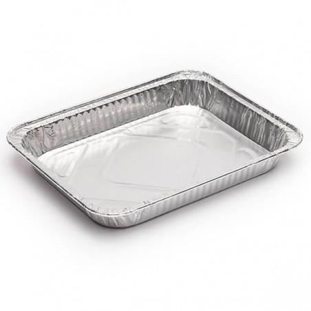 Bandeja de Aluminio 328x264mm 2400ml (70 Uds)