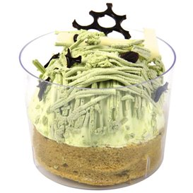 Vaso de Plastico Catering Degustacion Transp. 7,8x5,8cm (20 Uds)