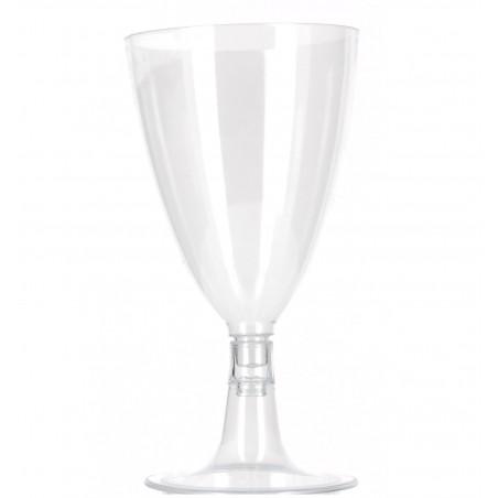 Copa de Plastico Agua/Vino 140/170ml 2P (50 Uds)