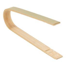 Pinzas de Bambu Catering 80mm (100 Uds)